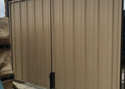 Commercial Dumpster Gates R-Panels